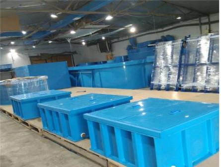 Емкость для перевозки рыбы от производителя