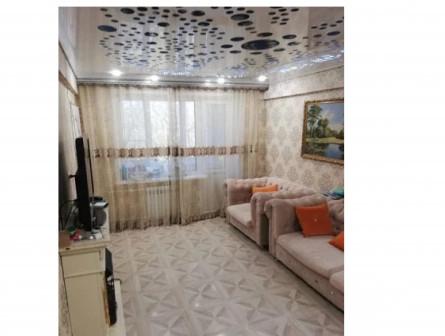 4-к квартира, 58.2 м², 3/5 эт.