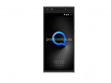 Смартфон Alcatel 5 5086D 32ГБ черный (5086D-2AALRU7)