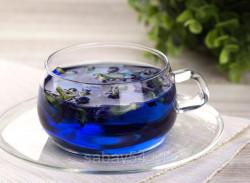 Синий чай Анчан (мотыльковый горошек) 50гр   очень полезный!