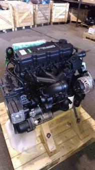 двигатель cummins 4ISBE185 SO75457