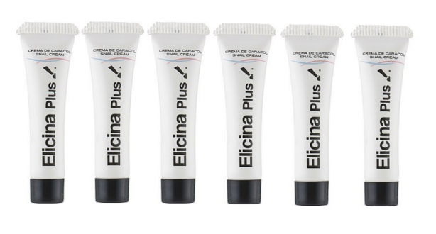 Крем от рубцов с эластином и увлажнением Elicina Plus набор из шести шт по 7 ml (42 ml)