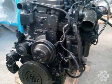 двигатель Cummins 6isbe285 / SO75497