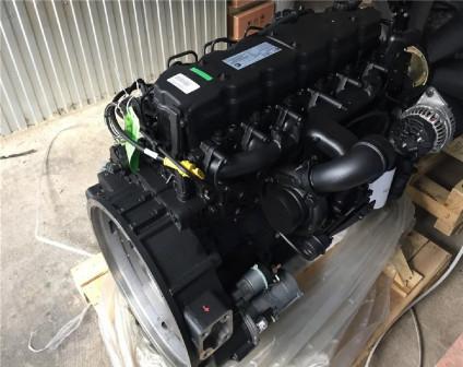 двигатель cummins 6ISB300 SO75178 / SO75504