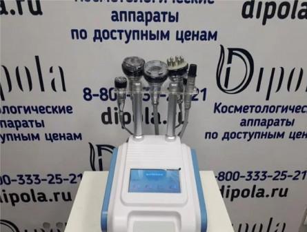 Аппарат BeautyS08 (РФ лифтинг,кавитация,ик,вакуум)