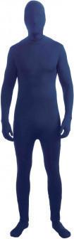 Карнавальный костюм Forum Novelties Синий Человек невидимка взрослый, XL (56)