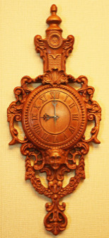 Часы «Хранитель дома»