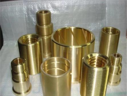 Втулки из бронзы браж 9-4 доставка Волгоград