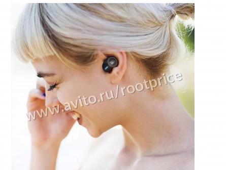 Наушники Bluetooth JBL Tune 120 TWS Black