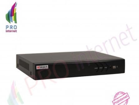 Видеорегистратор HD-TVI HiWatch DS-H204UP до 5Мп