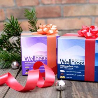Wellness продукты здоровья и долголетия!