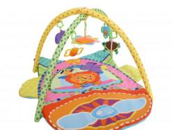 Развивающий игровой коврик Lorelli Самолет 1030030