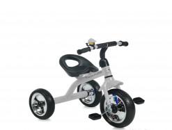 Велосипед трехколесный Lorelli A28 серый