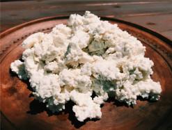Сыр Рикотта, цена за 250 гр упаковку