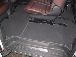 Пошив индивидуальных ковров в салон и багажник автомобиля