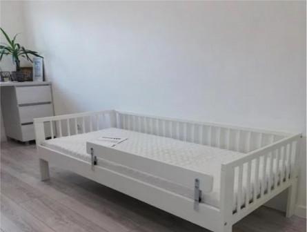Кровать с реечным дном Гулливер, белый, Икеа