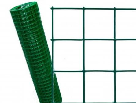 Сетка заборная сварная, полотно 15 м