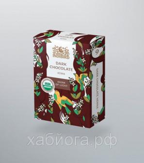Хна тёмный шоколад (Dark Chocolate Henna), 100 г