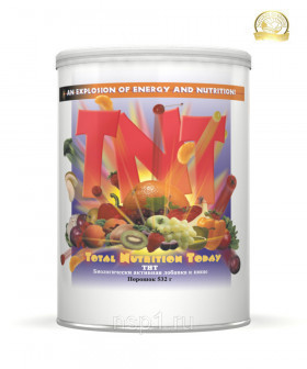 TNT Total Nutrition Today ТНТ коктейль 532 г