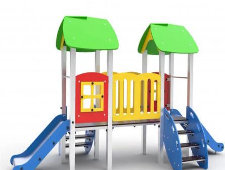 Детский уличный комплекс Городок Малыш А 104