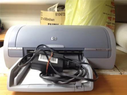 Принтер HP DeskJet 5150 цветной