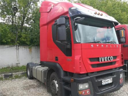 Седельный тягач Iveco Stralis 2011 год