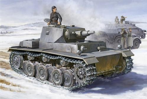01515. German VK 3001(H) PzKpfw VI(Ausf A)