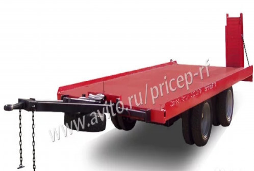 Прицеп для перевозки техники до 6 тонн 9835-30