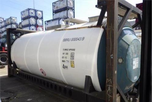 Танк-контейнер 21000 литров в наличии