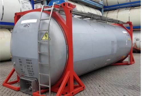 Танк-контейнер 35000 литров в наличии