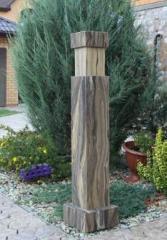 Светильник уличный (ландшафтный) Каменный столб