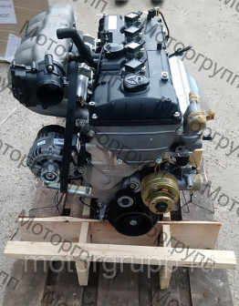 Двигатель на ГАЗель Евро 3 АИ 92