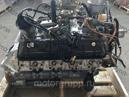 Двигатель на ГАЗ 3307,ГАЗ 53 под 4 ст КПП