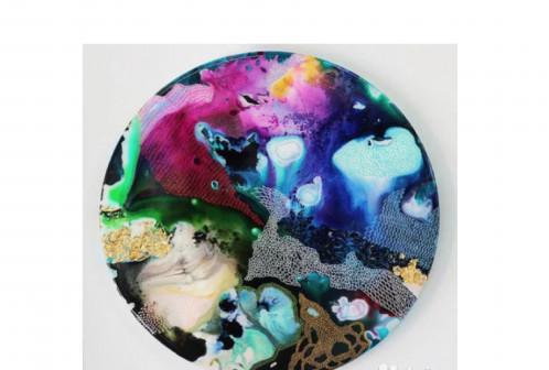 Смола для рисования epoxy ART resin
