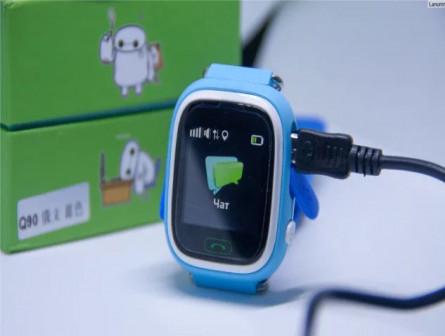 Смарт часы детские gp-02-01 Синие