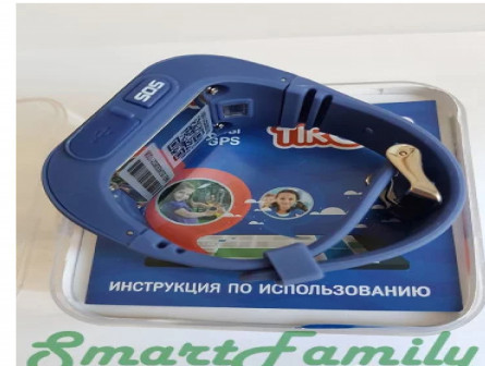 Детские умные часы smart baby watch Tiroki Q50