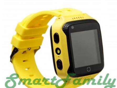 Детские часы с GPS Smart baby watch G100 (T7)
