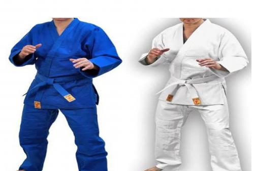 """Кимоно для дзюдо (дзюдоги) """"Рэй Спорт"""" (164,170см)"""