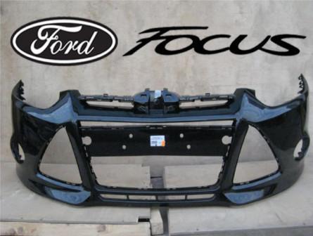Бампер в цвет на Ford Focus 3 KP3257 с доставкой