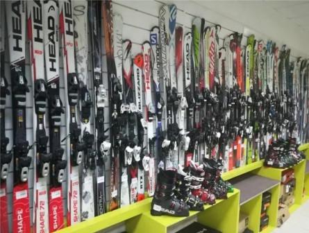 Горные лыжи, сноуборды, горн. ботинки, экипировка