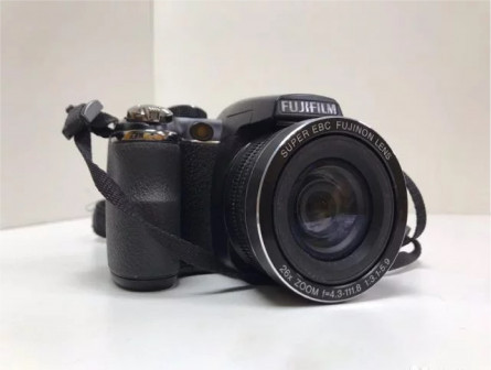Фотоаппараты Цифровые Fujifilm FinePix S4300