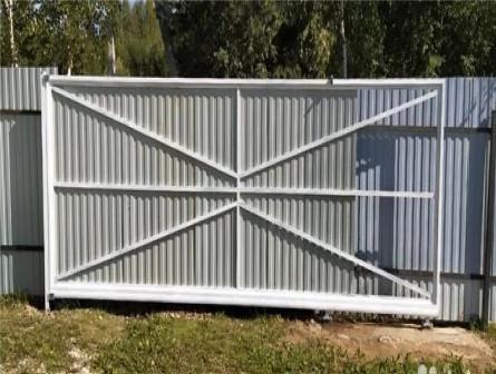 Комплект для откатных ворот «Собери Сам»