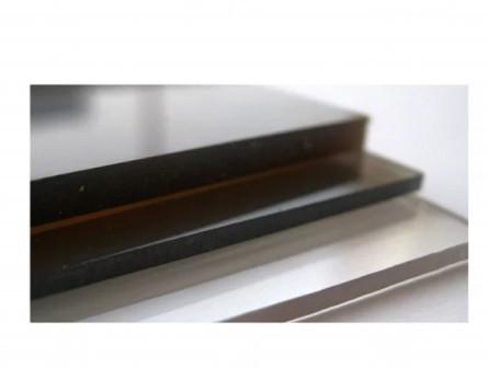 Монолитный поликарбонат прозр 4мм