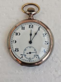 Часы карманные механические Omega