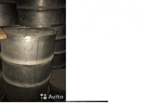 Продам бочки 200 литровые из титана