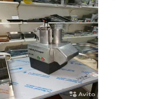 Овощерезка robot coupe CL50 б/у