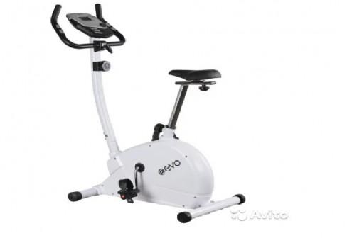 Магнитный велотренажёр Evo Fitness Yuto