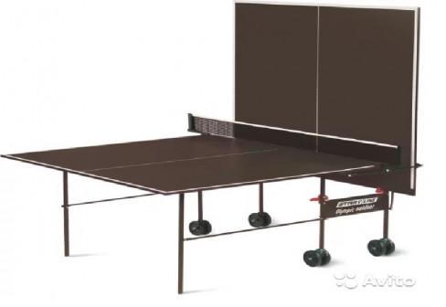 Новый теннисный стол Start Line Olympic Outdoor