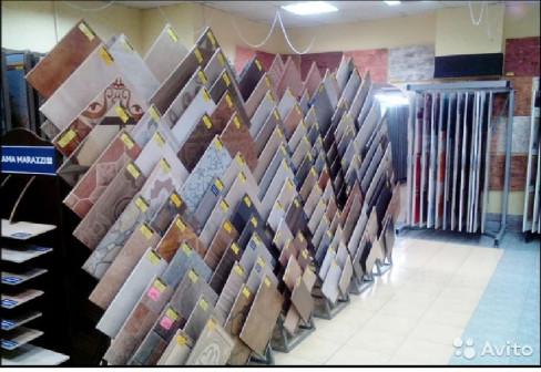 Магазин по продаже керамической плитки за миллион