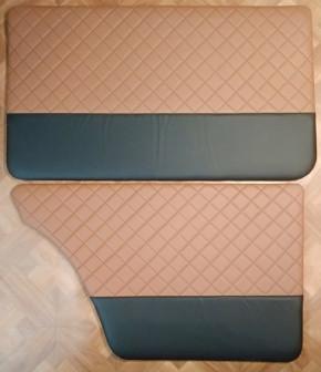 Обшивки дверей на ВАЗ 2107 (Ромб)